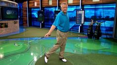 'School of Golf' host Martin Hall discusses the two biggest timing mistakes and teaches how to correct them. Watch 'School of Golf' Wednesday nights.