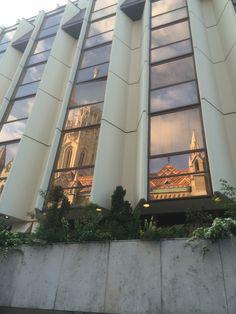 Hilton hotel in Budapest