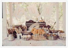 Hunting Wedding #Food
