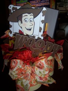 woody.. used Cricut.....Custom Crafter's Creations >^._.^< By Jenny