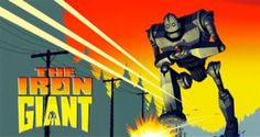 "The Iron Giant (1999) ""SOULS DON'T DIE..."" Brad Bird, now best known for his film The Incredibles, created this beautiful, poignant, and emotionally charged animated film in 1999. A film with a lesson, but not the tripe the studios had been dishing out. But slowly, as with so many of the enduring cinema classics, The Iron Giant has begun to find its audience: people who are taking this film to heart and give it the place it deserves in the pantheon of Perfect Movies."