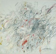 In-Class Case Study: Cy Twombly Image courtesey of JamesKidsArts