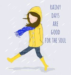 ~ Rose Hill Designs by Heather Stillufsen ~ Rainy Day Quotes, I Love Rain, Singing In The Rain, Rainy Days, Quote Of The Day, Positive Quotes, Life Quotes, Qoutes, Destiny Quotes