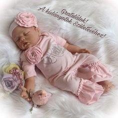 Reborn Baby Girl, Reborn Babies, My Baby Girl, Baby Girl Newborn, Newborn Coming Home Outfit, Going Home Outfit, Girls Coming Home Outfit, Take Home Outfit, Kit Reborn