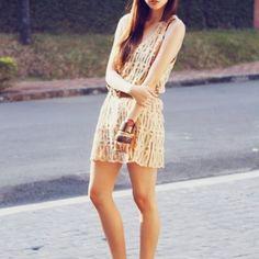 Cute vintage dress!