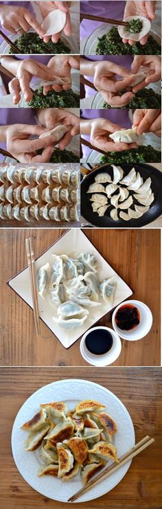 The Only Dumpling (饺子) Recipe You'll Ever Need, show detailed steps from making of the filling to folding to two ways of cooking. This is our family recipe shared by 4-generations. #dumpling
