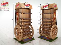 Dawn Bread Project on Behance