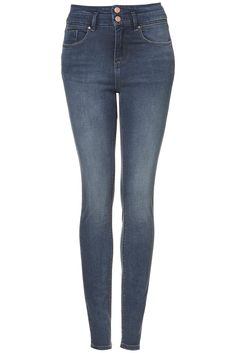 Moto Vintage Kristen Skinny Jeans from Topshop Topshop Jeans, Topshop Outfit, Fashion Beauty, Womens Fashion, High Rise Jeans, Passion For Fashion, Blue Jeans, Cute Outfits, Skinny Jeans