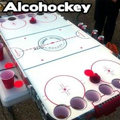 Anybody up for a drinking game ??