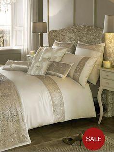 Kylie Minogue Duo Bedding Range | Very.co.uk. Linen BeddingCream  BeddingGold Bedding SetsBedroom Comforter ...