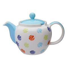 Chatsford Filter polka Dot Teapot