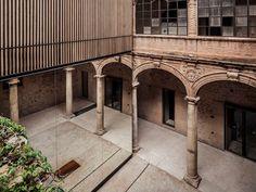 Renewal of the Palau-Castell Renaissance Cloister in Betxí , Betxí, 2014 - El Fabricante de Espheras