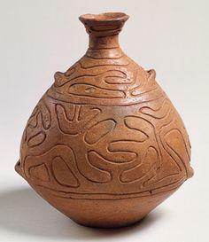 Esculturas de cerámica: ideales para activar el sector Noreste de nuestras casas.