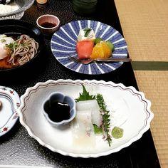 Kaiseki breakfast in ryokan... 료칸에서의 정갈한 아침식사 #kaiseki #ryokan by mssoyoung71
