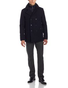 Ben Sherman Men's Funnel Neck Peacoat, Staples Navy, XX-Large Ben Sherman ++ You can get best price to buy this with big discount just for you.++