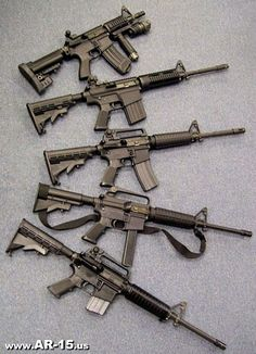 AR-15 guy 4 Evolution!