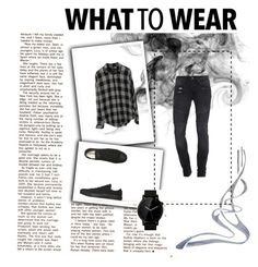 """all black everything"" by merymutapcic ❤ liked on Polyvore featuring Converse, TIGHA, Motorola, men's fashion and menswear"
