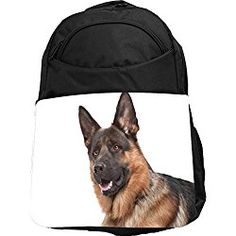 Rikki Knight Great Pyrenees Dog Silhouette By Moon Messenger Bag School Bag