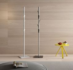 Floor coat rack / contemporary / metal / for professional use BRANCH by Víctor Bellver Systemtronic