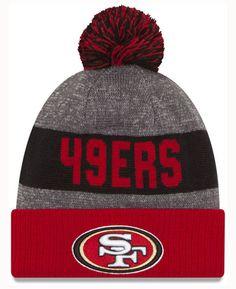 bfba6b37180 New Era San Francisco 49ers Sport Knit Sports Fan Shop