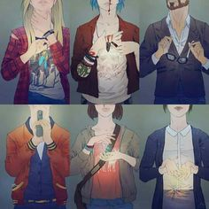 Life is Strange Game, Fan Art, Cosplay. life is very strange