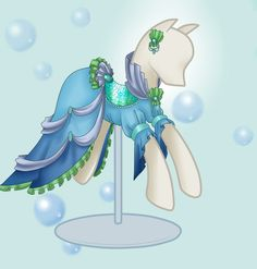 MLP: FIM Ponies Dress Line by XeMiChan576 on DeviantArt