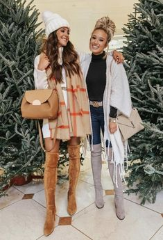 December Inspo Edit 40 Casual Winter Outfits That Look Expensive The Chic Pursuit Casual Winter Outfits, Winter Mode Outfits, Winter Fashion Casual, Cold Weather Outfits, Night Outfits, Autumn Winter Fashion, Fall Outfits, Cute Outfits, Outfits 2016