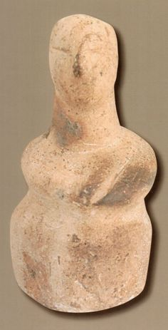 Çatalhöyük,taş figürin, L.Meskell, C. Nakamaura,Konya Arkeoloji Müzesi (Erdinç Bakla archive)