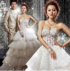 Barato Novo Design de moda namorada Embelished com lantejoulas strass vestido de casamento de luxo bolo saia vestido de noiva Tiansh7511, Compro Qualidade Vestidos de noiva diretamente de fornecedores da China:                   Bem-vindo à nossa loja                           Congratulamo-nos com cada cliente s