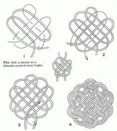 knots love and relationships - Relationship Goals Rope Crafts, Diy And Crafts, Celtic Knot Tutorial, Rope Rug, Decorative Knots, Crochet Snowflake Pattern, Nautical Knots, Rope Basket, Macrame Projects