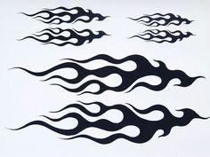Kit Cars, Graffiti Wildstyle, Vinyl For Cars, Flame Tattoos, Motorcycle Paint Jobs, Flame Art, Pinstriping Designs, Japanese Tattoo Art, Custom Paint Jobs