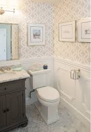 Image result for bathrooms with white hexagon floors