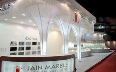 Jain Marbles  100 Sqmtr  Acetech Delhi 2012