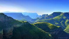 Blyde River Canyon.