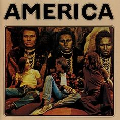 Sister Golden Hair - America