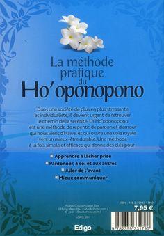 La méthode pratique du Ho'oponopono - Edigo