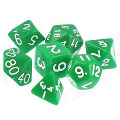 # # #1520Mm #D10 #D12 #D20 #D4 #D6 #D8 #Dice #Dragons #Dungeons #ENKAY #For #Game #Green #Table #Hobbies # #Toys #Home #Table #Games #Toys #for #All #Ages Available on Store USA EUROPE AUSTRALIA http://unitedsoulsnetwork.com/enkay-table-game-15-20mm-d4-d6-d8-d10-d12-d20-dice-for-dungeons-dragons-green/