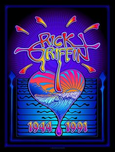 Rick Griffin Tribute