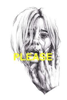 please - Terese B. Illustration, Art, Art Background, Kunst, Illustrations, Performing Arts, Art Education Resources, Artworks