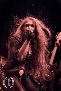 THE AGONIST at Irving Plaza (10/03/15) | PICTUREVENTS | Concert Photography Service