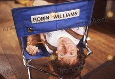Robin Williams, 1980. Photo by Michael R. Dreeler-Globe Photos, Inc.