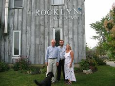 Rocklyn Academy near Meaford in Ontario, Canada was predicted to be one of Canadas first modern therapeutic boarding schools based on an US model. However it closed after the girls at the facility complained on the web after they left the school.