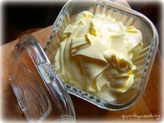 Homemade butter tastes so much better than bought butter! Most bought butters have additives and preservatives in them, some have colours, and non-organic butters also contain residues from the drugs fed to cows, and the pesticides in their feed. By using organic cream to make your own, you can have a delicious butter that's free …