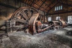 Old Turbine, Zeche, Duitsland, kolen, industrie, verlaten, urbex, verlaten, abandoned, lost place, urban exploration