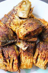 Maudi's kitchen: Bandeng Goreng Bebas Duri ( Tanpa Presto )