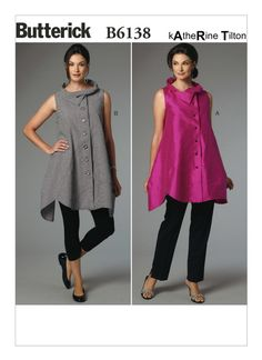 c86c325963a Look no further for your ladies top Butterick pattern Available to buy  on-line from Sew Essential.