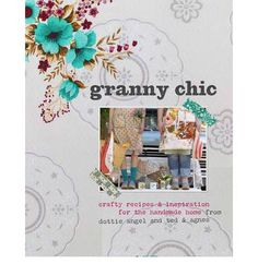 Granny Chic book from Dottie Angel