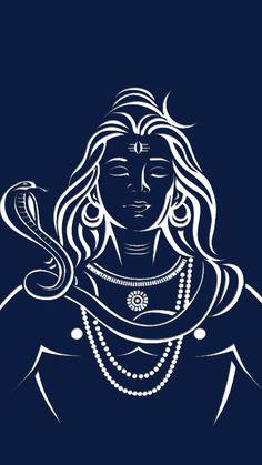 Shiva is also known as Adiyogi Shiva, regarded as the patron god of yoga, meditation and Arts # schools omm Arte Shiva, Shiva Art, Shiva Shakti, Krishna Art, Hindu Art, Shiva Hindu, Lord Shiva Hd Wallpaper, Hanuman Wallpaper, Lord Shiva Names
