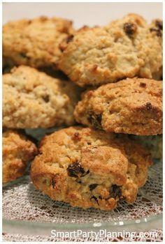 Rock Cakes Recipe #Deliciousrecipes #RockCakes