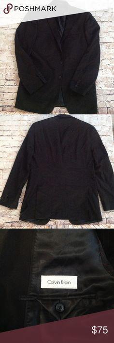 14ced251b8a Calvin Klein men s suit jacket black